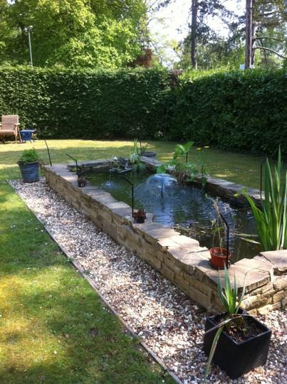 JC Scapes Ltd - Water Features